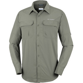 Columbia Silver Ridge II Long Sleeve Shirt Men Cypress
